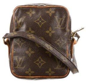 Louis Vuitton Monogram Mini Danube Bag - BROWN - STYLE