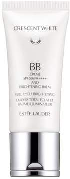 Estee Lauder 'Crescent White' Full Cycle Bb Creme & Brightening Balm Spf 50 - No Color
