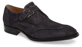 Mezlan Men's Baza Monk Strap Shoe