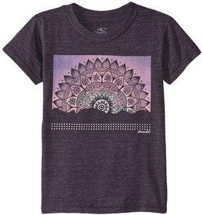 O'Neill Girls' Vista Tee Shirt (Toddler, Little Kid) 8168243