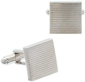 Apt. 9 Men's Ribbed Cuff Links