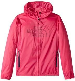 The North Face Kids Flurry Wind Hoodie Girl's Sweatshirt