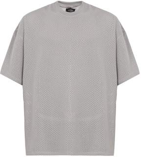 Fear Of God Crew-neck mesh-jersey T-shirt