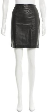 Bouchra Jarrar Mini Pencil Skirt