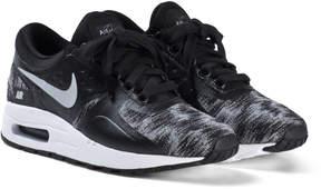 Nike Black, Grey and White Zero Shoes