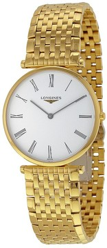 Longines La Grande Classique White Dial Men's Watch