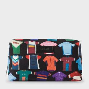 Paul Smith Men's 'Cycle Jersey' Print Wash Bag