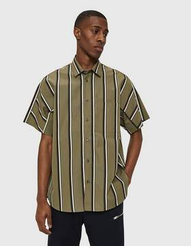Oamc Pulse Shirt Stripe