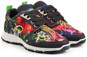 DSQUARED2 Graphic Print Sneakers