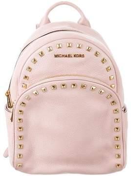 MICHAEL Michael Kors Abbey Studded Backpack