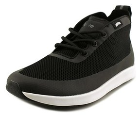 Native Ap Rover Youth Round Toe Synthetic Black Tennis Shoe.