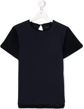 Stella McCartney panelled T-shirt