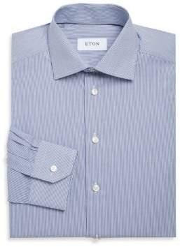 Eton Micro Striped Dress Shirt