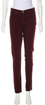 Adriano Goldschmied Mid-Rise Corduroy Pants w/ Tags