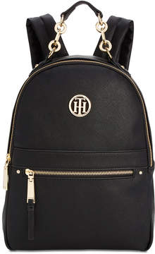 Tommy Hilfiger Charming Textured Small Backpack