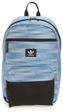 adidas Men's Ntl Plus Backpack - Blue