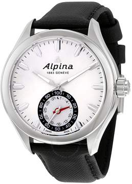 Alpina Horological Smartwatch Silver Dial Men's Watch