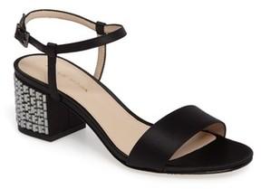 Pelle Moda Women's Alicia Block Heel Sandal