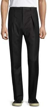 BLK DNM Men's Wool Stripe Pants