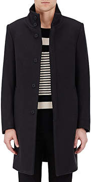 Barneys New York Men's Wool-Blend Topcoat