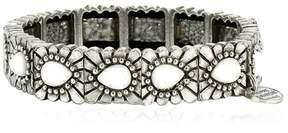 Philippe Audibert Tanana Agate Stretch Bracelet