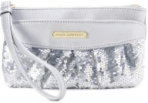 Juicy Couture Rosie Sequin Wristlet