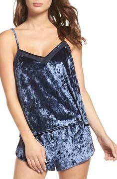 Chelsea28 Women's Starry Night Velvet Camisole