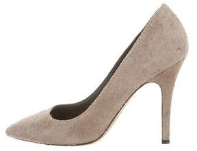 Etoile Isabel Marant Distressed Suede Pumps