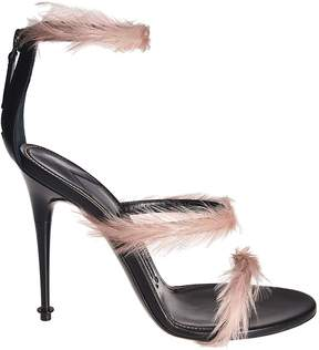 Tom Ford Feather Sandals