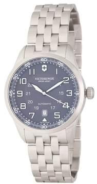 Victorinox Men's Airboss Automatic Bracelet Watch, 42mm