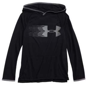 Under Armour Boy's Threadborne Heatgear Pullover Hoodie