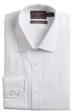 Black & Brown Black Brown Slim-Fit Cotton Dress Shirt