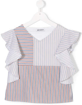 Dondup Kids striped top