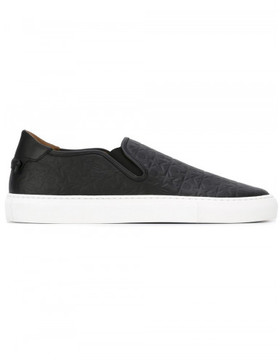 Givenchy embossed slip-on sneakers