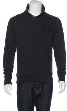 Billy Reid Shawl Collar Sweater