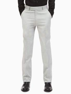 Calvin Klein boys tick weave pants