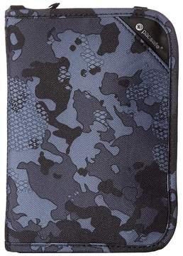 Pacsafe RFIDsafe V150 Anti-Theft RFID Blocking Compact Organizer Wallet