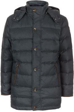 La Martina Herringbone Coat