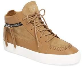 Giuseppe Zanotti Mid-Top Sneaker