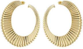 Aurelie Bidermann 18kt Yellow Gold Plated Earrings