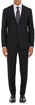 Boglioli Men's Alton Virgin Wool Hopsack Two-Button Suit