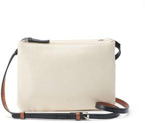 Mondani Brea Double Entry Crossbody Bag