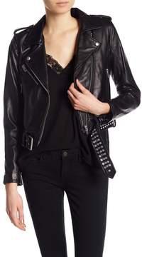 Blank NYC BLANKNYC Studded Leather Jacket