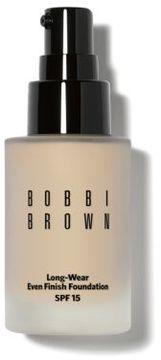 Bobbi Brown Long-Wear Even Finish Foundation SPF 15/1 oz.