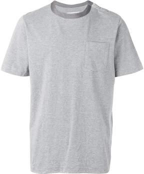 Sacai short-sleeved T-shirt