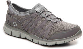 Skechers Women's Gratis Shake It Off Slip-On Sneaker - Women's's
