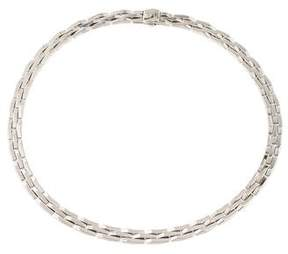 Chimento 18K Reversible Collar Necklace