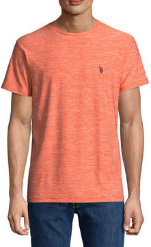 U.S. Polo Assn. USPA Short Sleeve Crew Neck T-Shirt