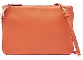 Sandro Addict Leather Shoulder Bag