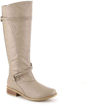Journee Collection Women's Harley Wide Calf Riding Boot